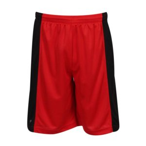 front view long length basketball sports shorts